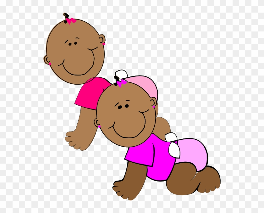 African American Baby Clipart #21647