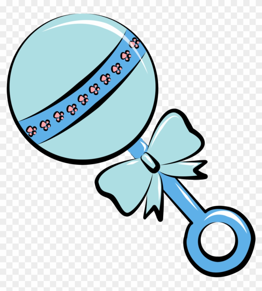Free Baby Rattle Clipart The Cliparts - Baby Clipart Png Background Transparent #21702