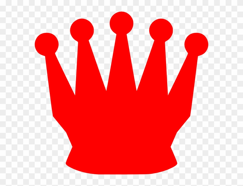 Red Crown Cliparts - Red Crown Clipart #21713