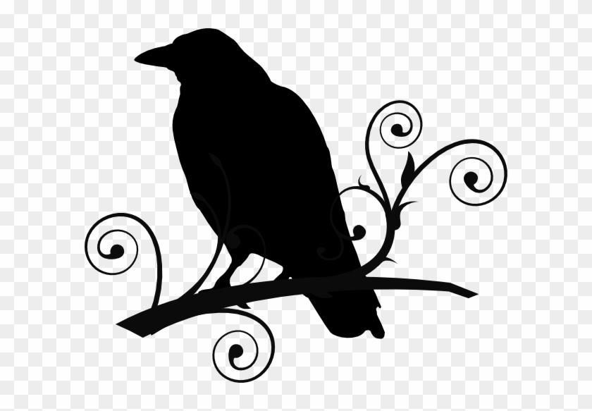Crow Clip Art - Raven Images Clip Art #21727
