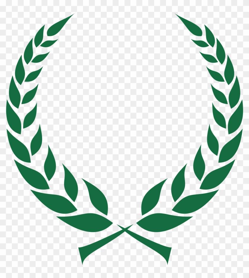 Wreath Clipart Service Award - Caesar Crown #21729