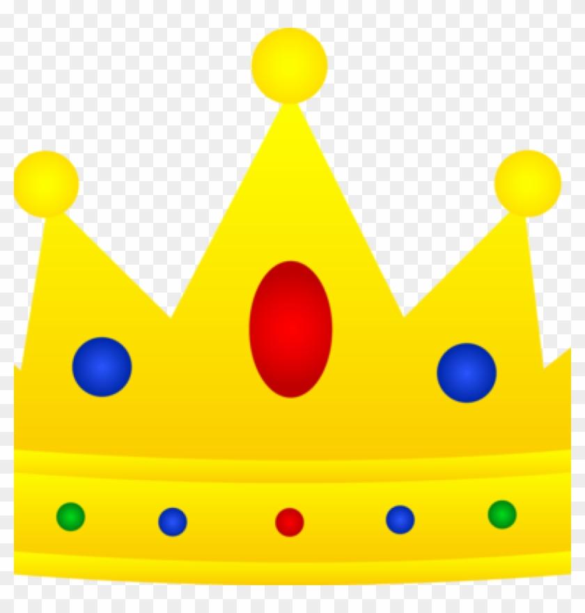 Crown Clipart Royal Crown Clip Art Golden Royal Crown - Clip Art #21741