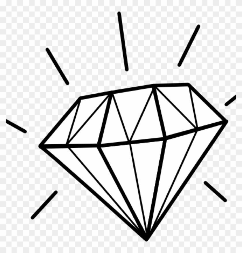 Diamond Clipart Diamond Clip Art Free Clipart Panda - Diamond Drawing #21774