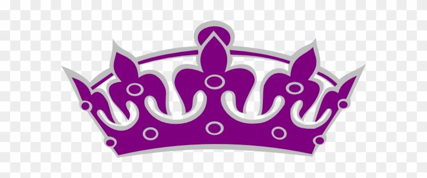 Purple Clipart Gold Crown - Pageant Planning Checklist #21780