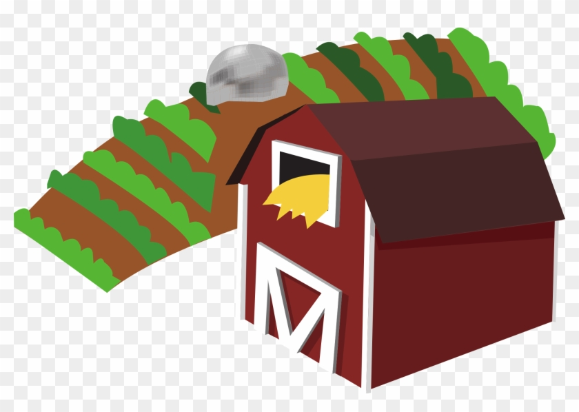 Farm Barn Clip Art Pictures - Farm Clipart Png #21806