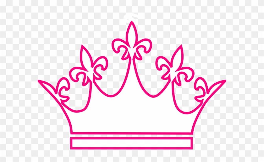 Queen Crown Clip Art - Queen Crown Drawing Png #21820