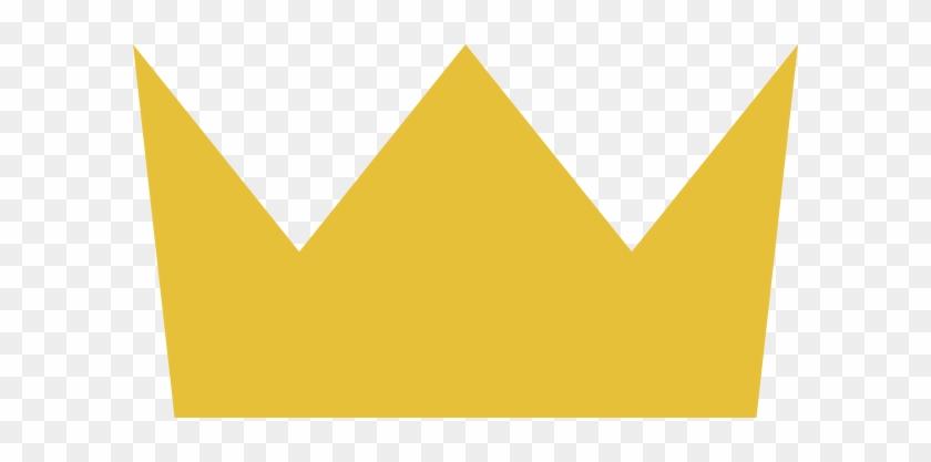 Crown Clipart Yellow - Clip Art #21828