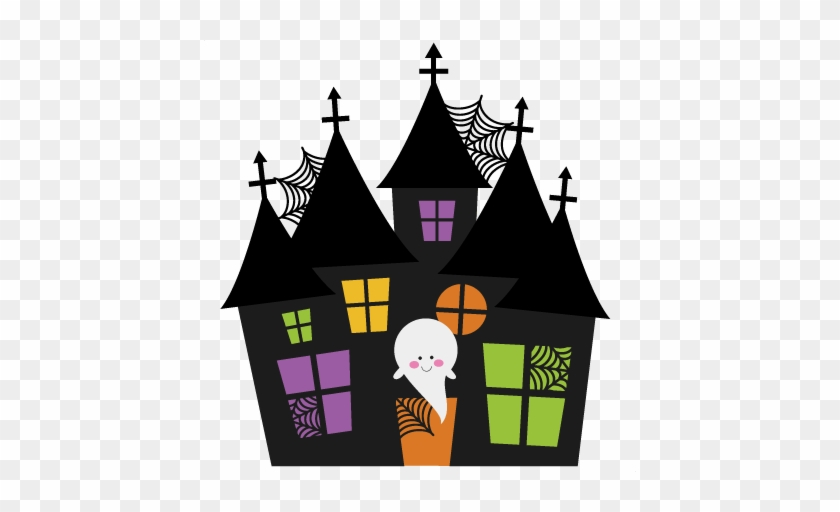 Halloween House Png Picture - Haunted House Clip Art #21967