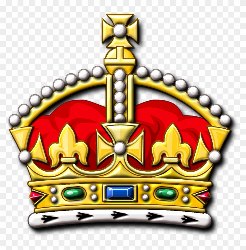 King - British Crown Clipart #21893