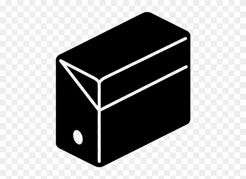 Archives And Manuscripts Icon - Archival Box Icon #21899