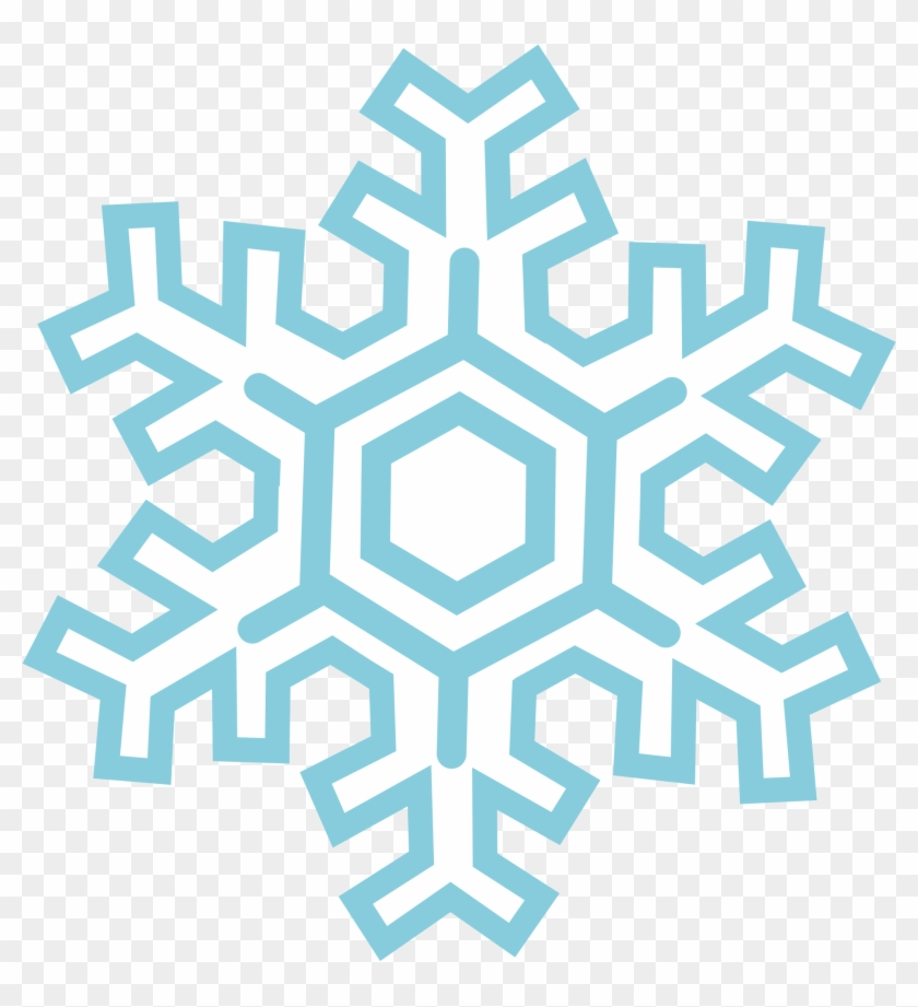 Snowflake - Snowflake Image Transparent Background Png #21936