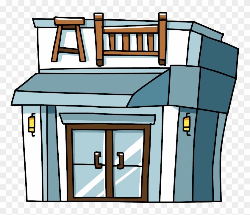 Furniture Table House Wiki Clip Art - Scribblenauts Wiki Store #21989