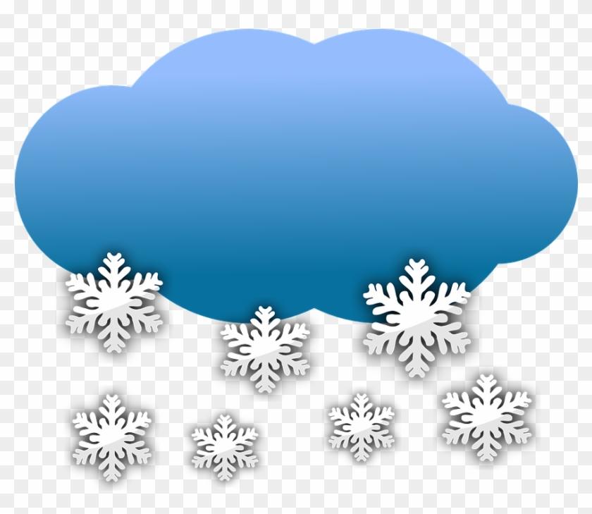 Snow Clip Art - Snowy Clipart #21988