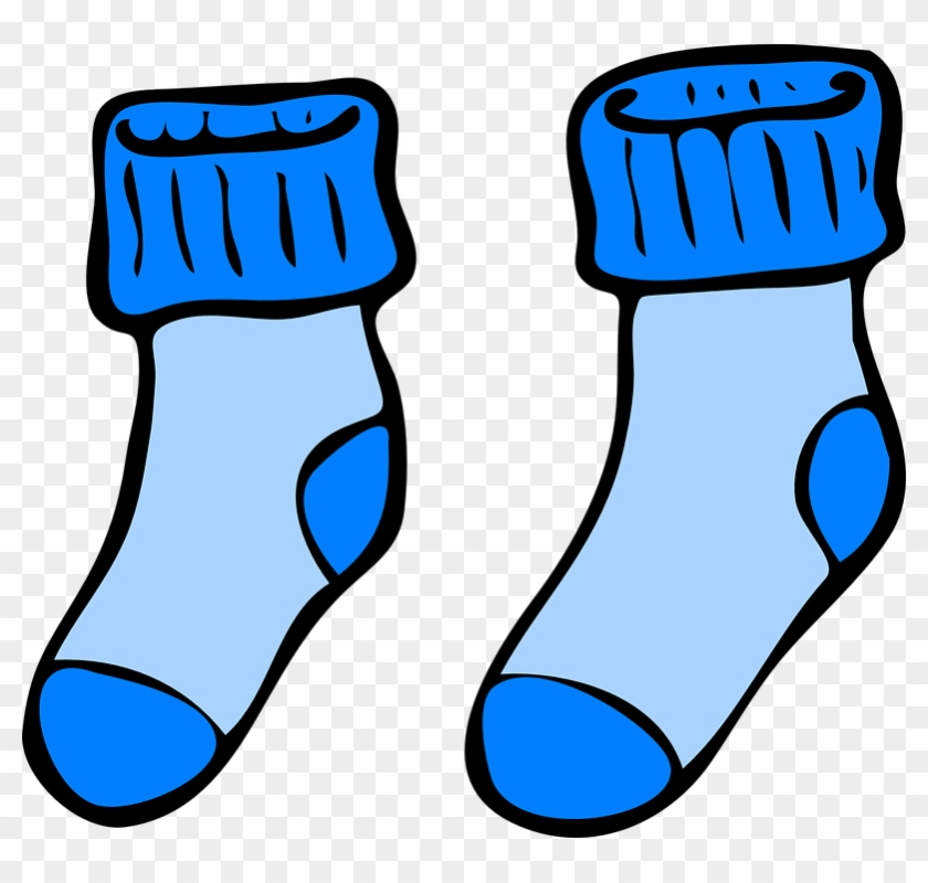 Socks Snow Clipart, Explore Pictures - Socks Clipart #22050