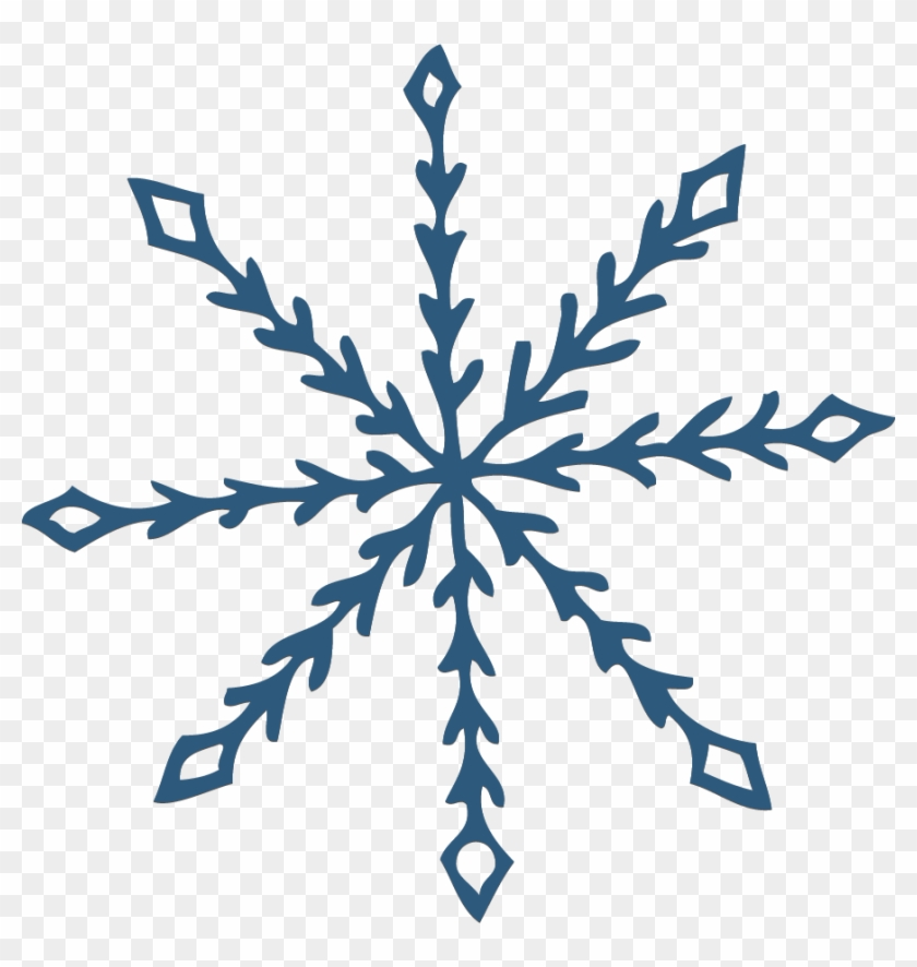 Snow Clipart Frozen Snowflake - Frozen The Movie Snowflake #22086
