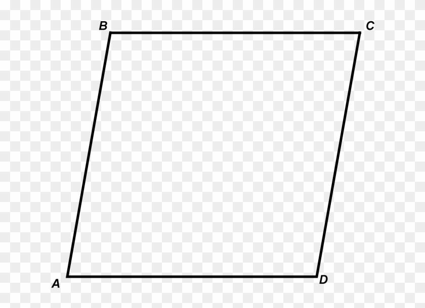 Rhombus Clip Art #22092