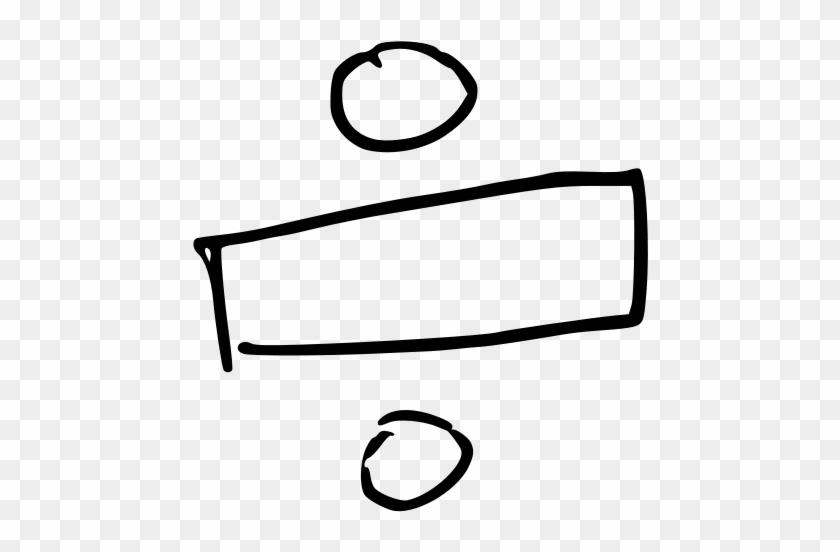 Cartoon Math Symbols Division Sign Clip Art Free Transparent Png