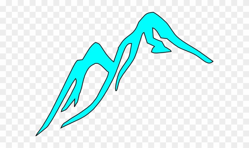 Mountain Clip Art #22106