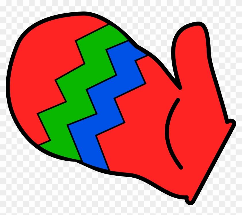 Big Image - Glove Clipart #22138