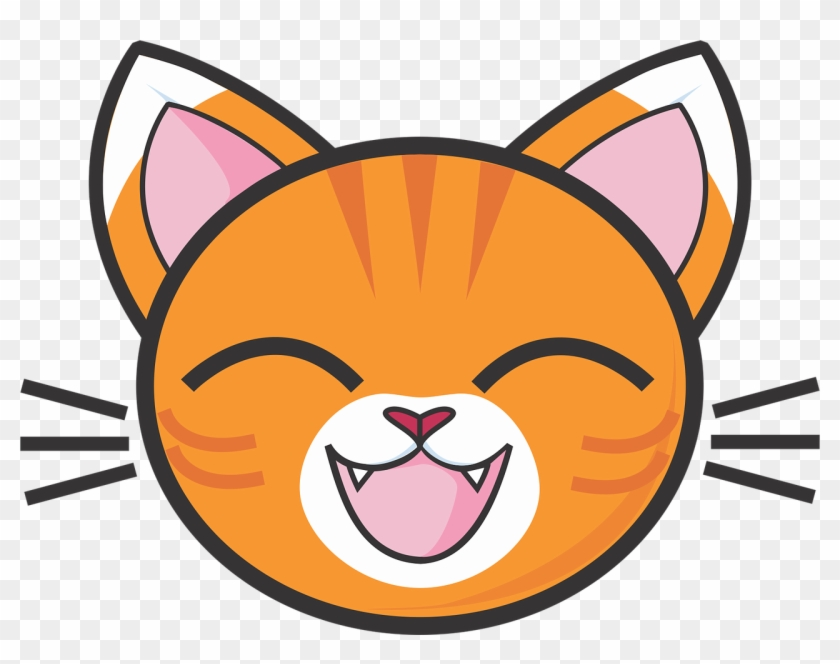 Calico Cat Kitten Tabby Cat Clip Art - Cute Orange Cat Mugs #22212