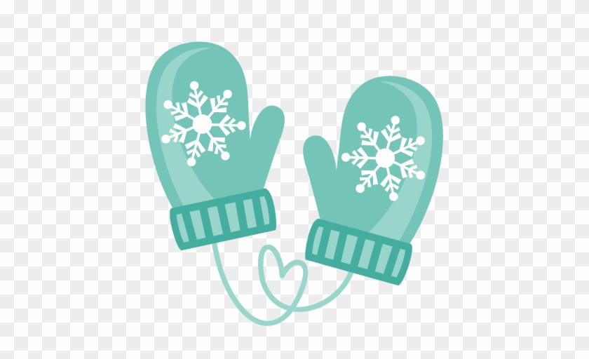 Clipart Of Mittens Collection Mitten Clip Art - Miss Kate Cuttables Winter #22221