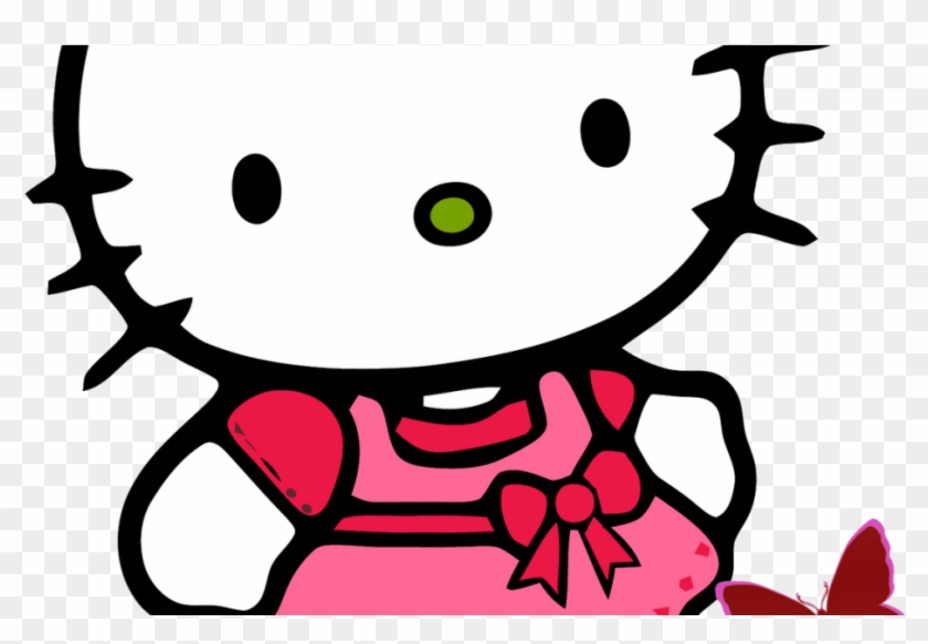 Gown Clipart Hello Kitty - Hello Kitty Images Png #22250