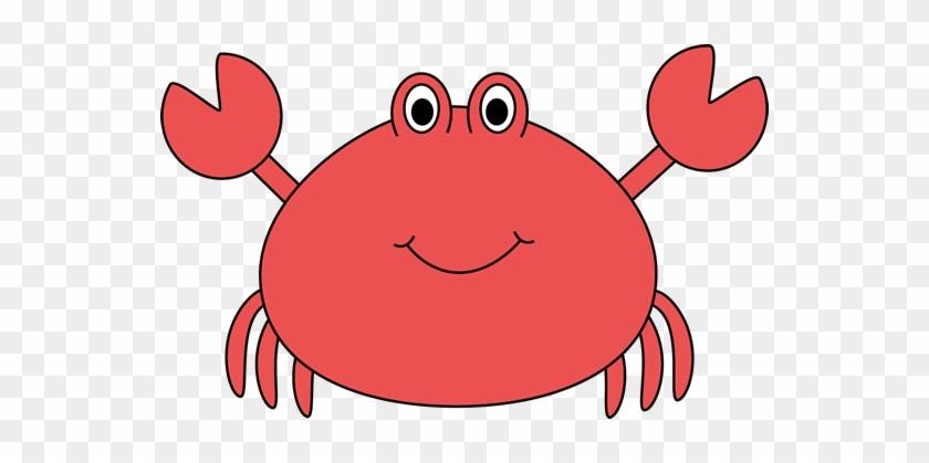 Crab Clip Art - Sea Creatures For Preschoolers #22259