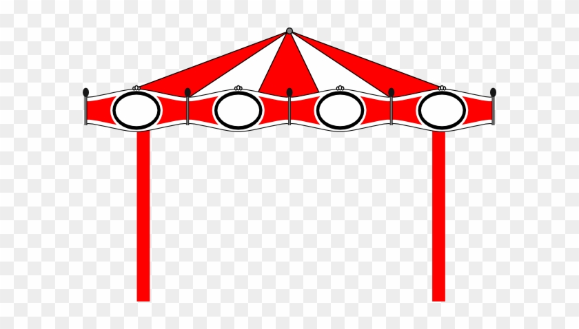 Carnival Tent Cartoon Clipart Free Clip Art Images - Carnival Clip Art Borders #22314