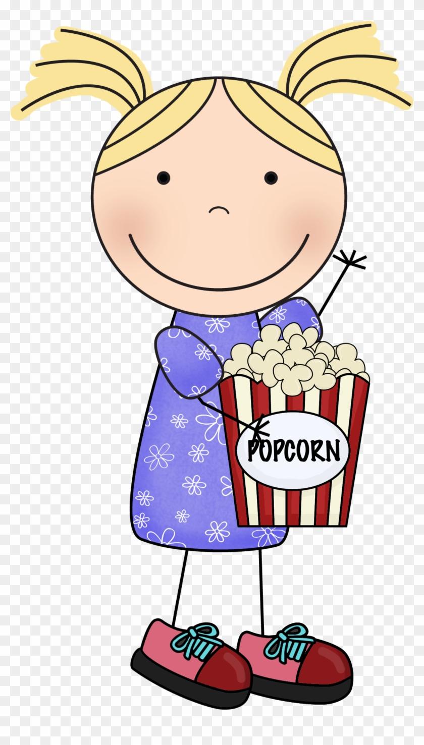Popcorn Susie1 - Scrappin Doodles Popcorn #22320