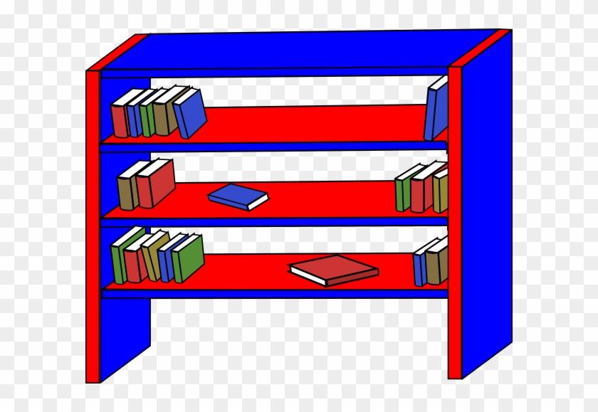 Neoteric Design Inspiration Bookshelf Clipart Clip - Bookshelf Clipart #22322