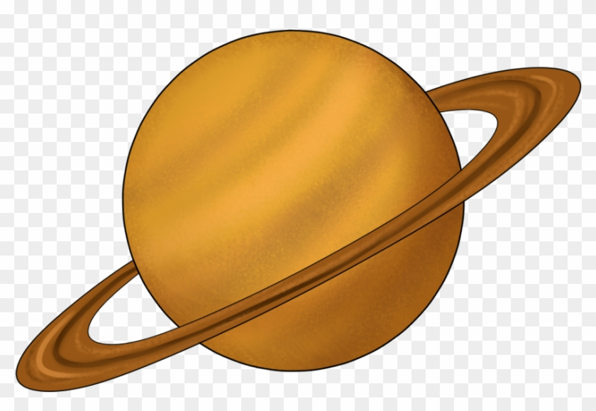 Free To Use Public Domain Planets Clip Art - Clip Art Saturn #22323