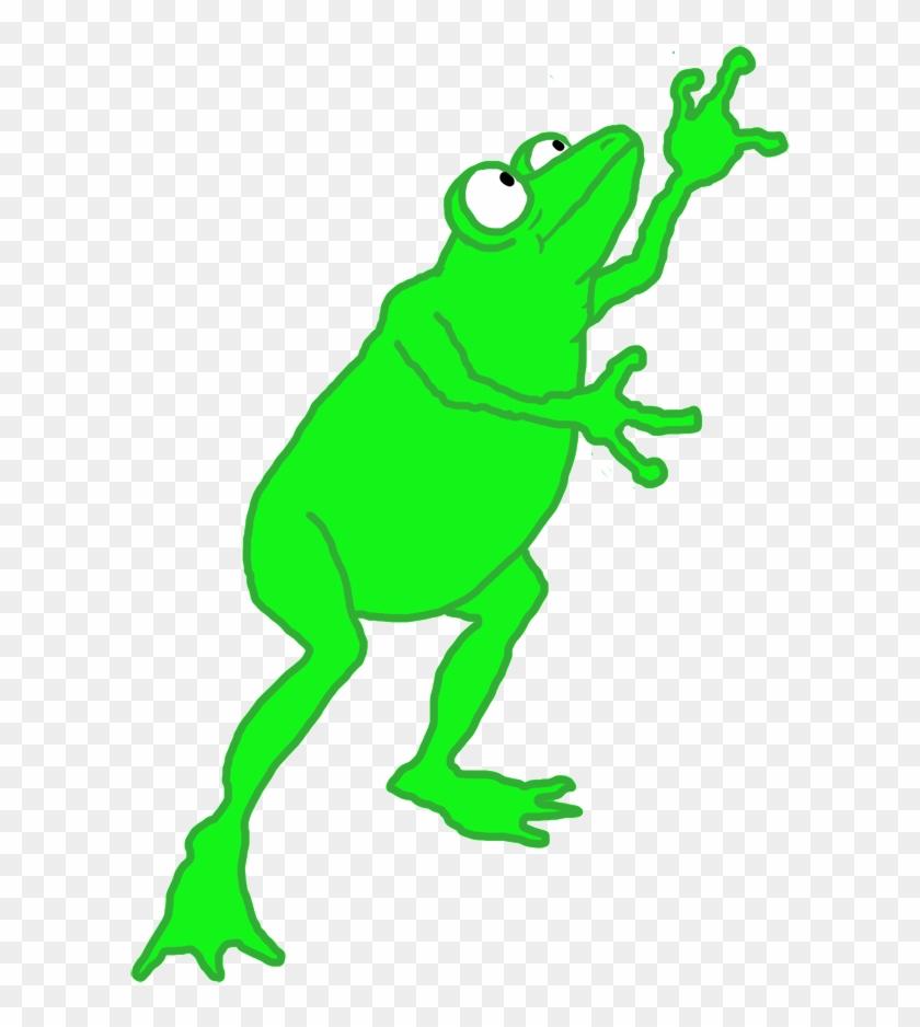 Frog Man - Frog #22330