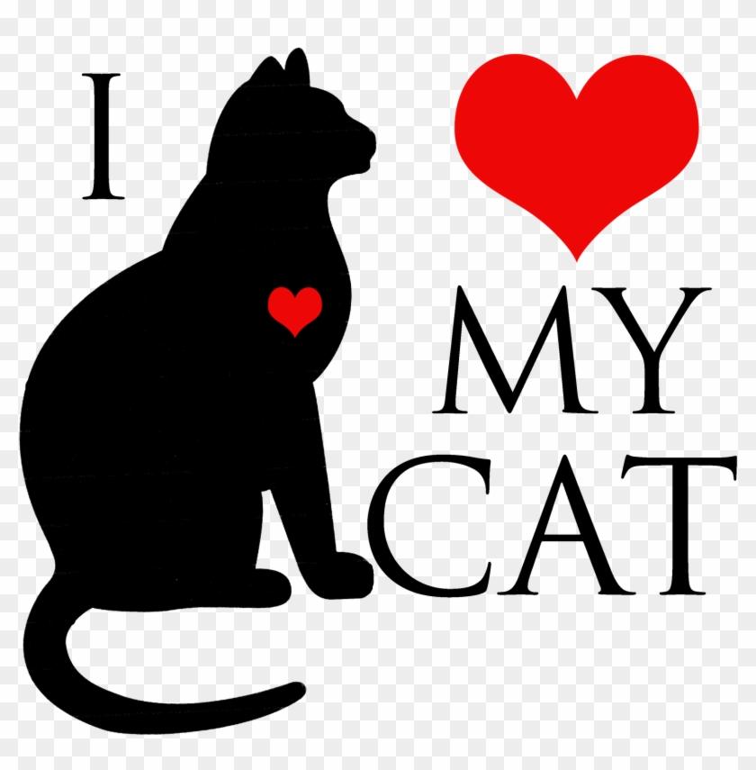 Cat Kitten T-shirt Love Clip Art - Bill And Melinda Gates Foundation Logo #22332