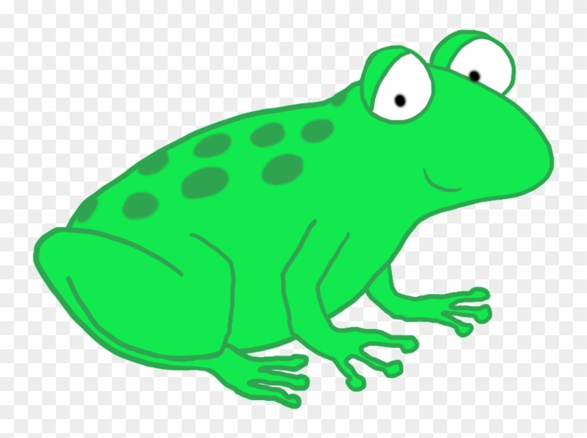 Funny Cartoon Frog Drawing - Cartoon Frogs Png #22340