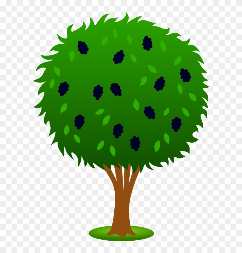 Bushes Clipart Free Download Clip Art On Clipartbarn - Lemon Tree Clipart #22367