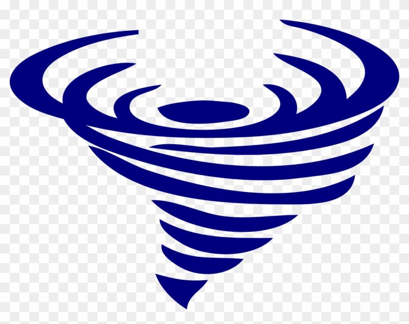 Wind Clipart Typhoon - Twist Clipart #22399