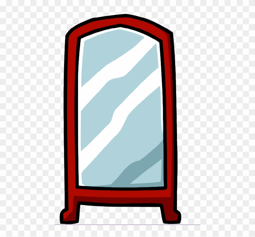 Mirror Clipart Clip Art Mirror Gclipart Animations - Red #22402