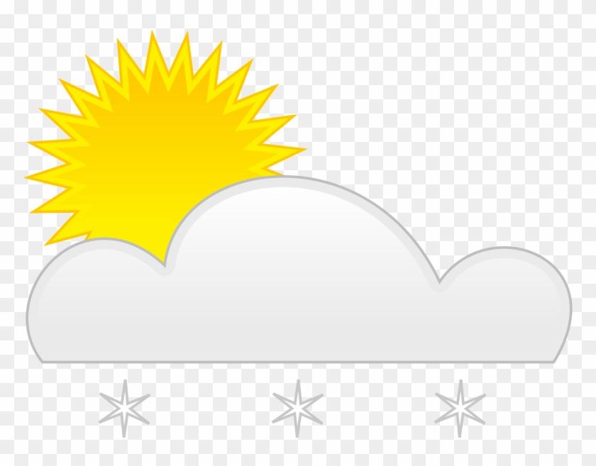 Free Cloud Seeding By Plane Free Sun Snow - Sun And Rain #22408