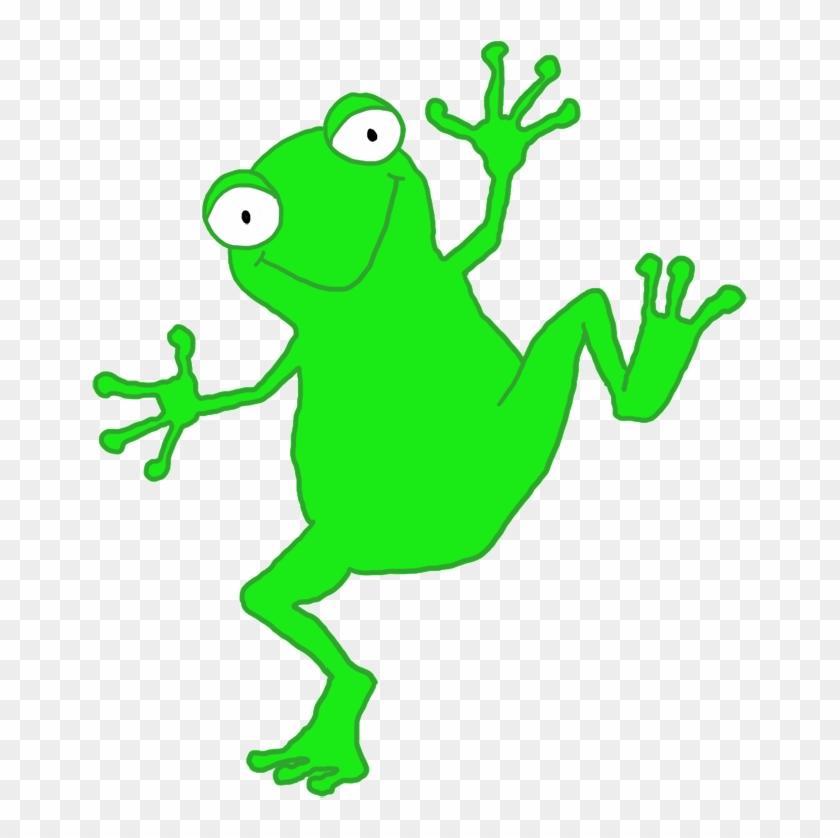 Funny Dancing Frog - Dance #22467