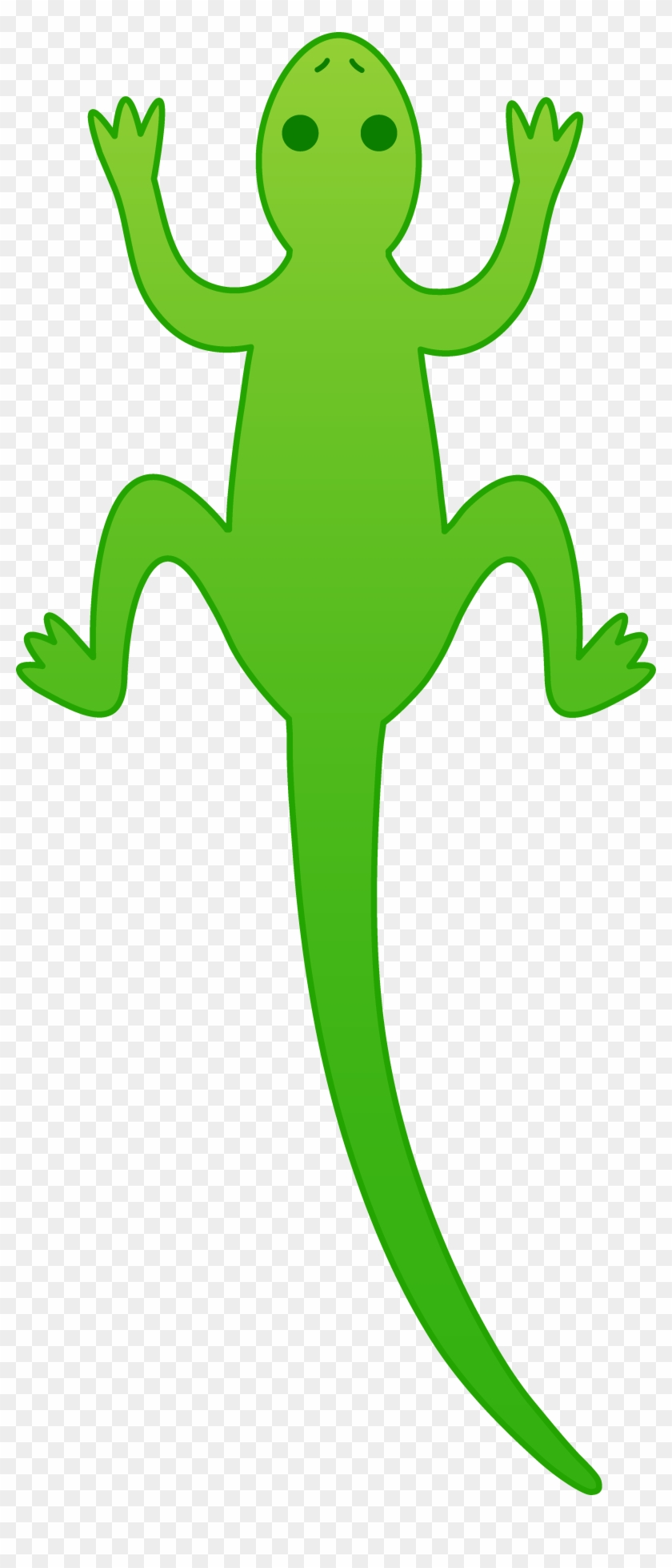 Lizard - Clipart - Lizard Clip Art Png #22482