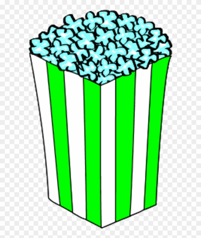 Popcorn In A Box - Popcorn In A Box #22478
