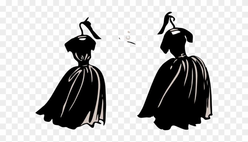 Dress Clip Art - Dress On Mannequin Png #22479