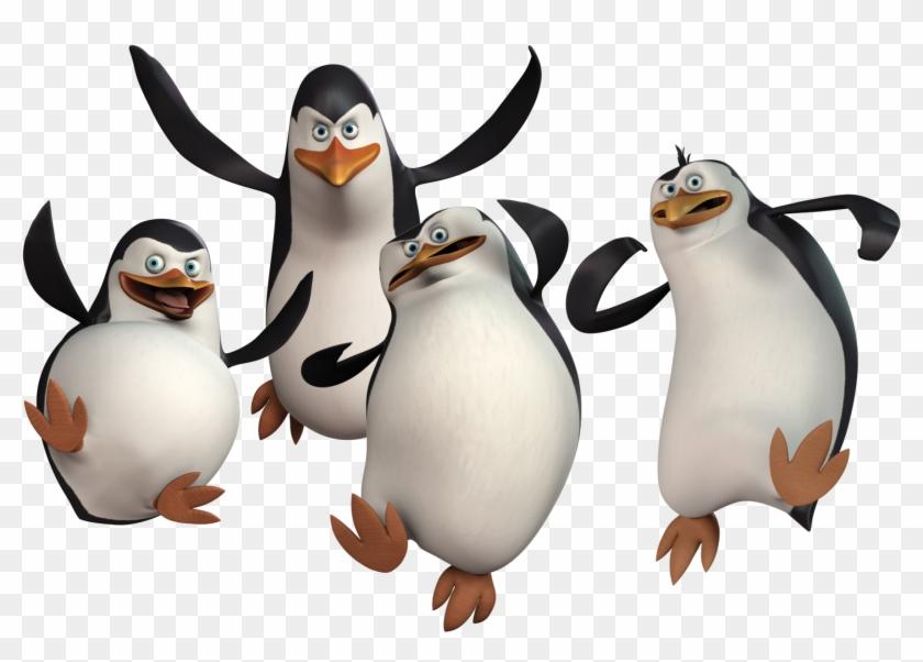 Penguins Of Madagascar Clipart - Penguins Of Madagascar #22492