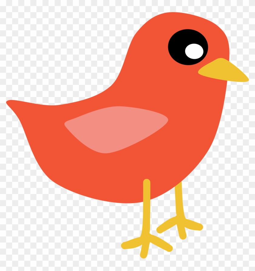 Red Bird By Scout - Little Bird Told Me Idiom #22519
