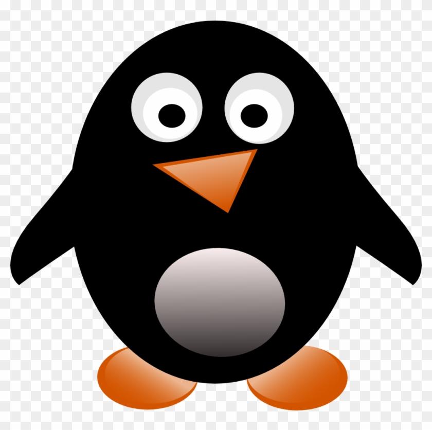 Jesusfreak Penguin Linux 999px 80 - Penguin Clip Art #22556
