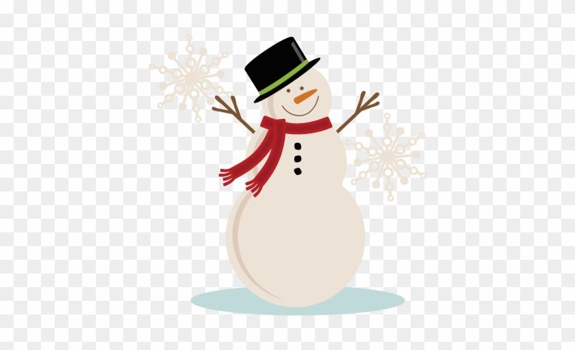 Winter - Snowman - Clip - Art - Clip Art #22557