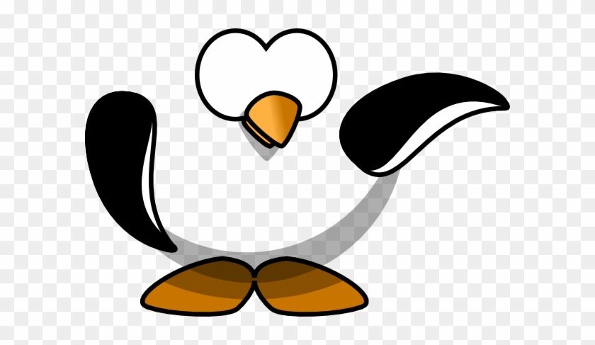 Penguin P Clip Art At Clker - Clip Art #22559