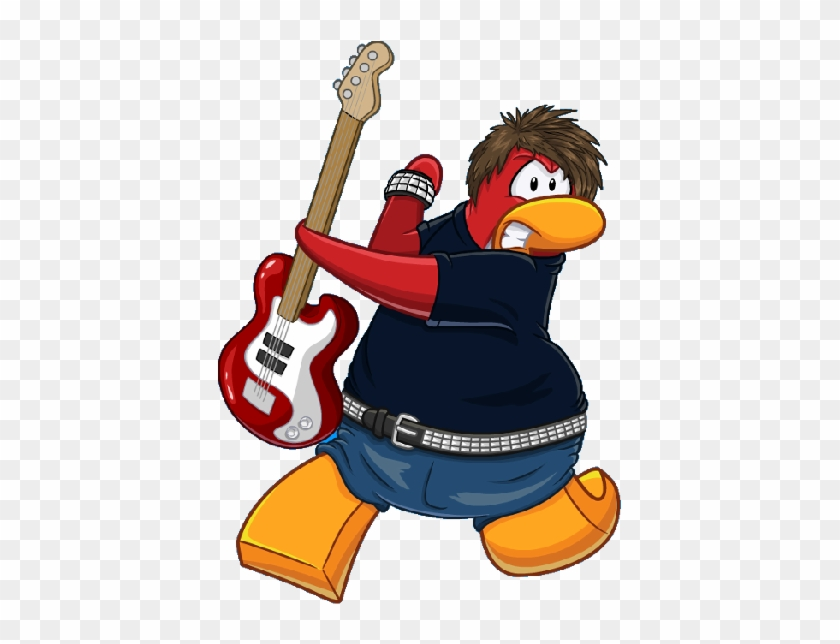 Club Penguin Clip Art - Club Penguin Music Jam 2011 #22567