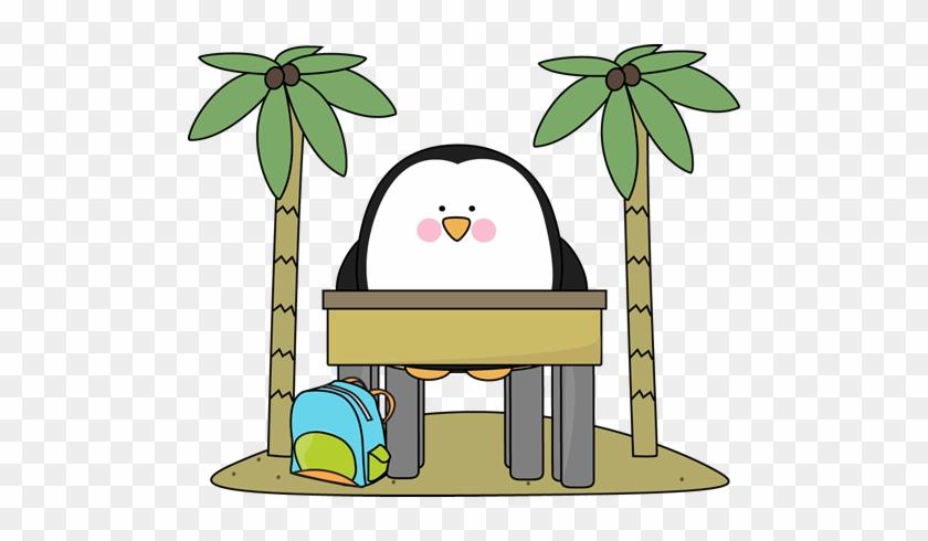 Penguin Classroom Job Vacation - Classroom Jobs On Vacation #22574