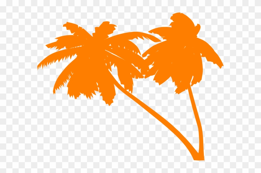 Palm Trees Vector Png #22695